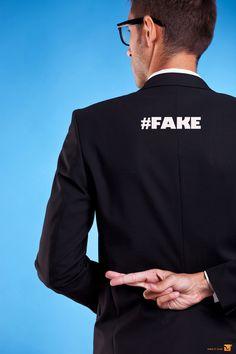 SAY NO to FAKE likes & Followers!  #socialmedia