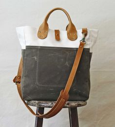 Anyone looking for a chic diaper bag?