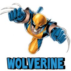 How to Draw Wolverine from Marvel Comics Step by Step Drawing Lesson