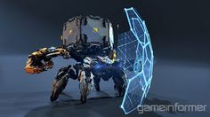 awesome Creating The Extraordinary Devices Of Horizon Zero Dawn