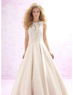 madison-james-mj113-taffeta-wedding-dress-illusion-bateau-neckline-sweetheart-bodice-a-line