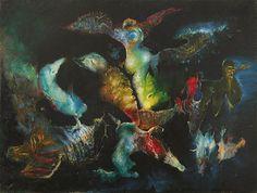 History of Art: Enrico Donati