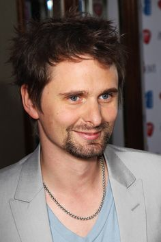 Matthew Bellamy, or the cutest and most talented creature to grace the planet