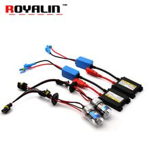 H7 8000K Slim Ballast HID Xenon Conversion Kit For CANBUS Audi Low Beam 35W