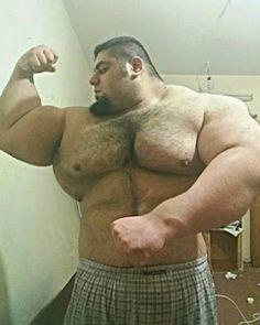 On a trouvé le vrai Hulk... et il est iranien [Culturisme Dynamophile Hommes insolite Sport]