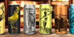 zeit cervejaria - cerveja artesanal em lata
