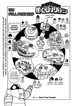 Boku no Hero Academia 16 Page 3