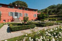 Villa Igea - Torre Alta - Lucca http://www.salogivillas.com/en/villa/villa-igea-22AF
