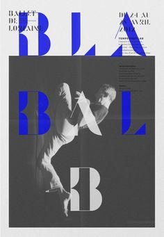 CCN Ballet de Lorraine - Identity - Graphiquants