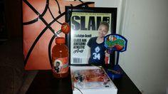 Basketball  theme  gifts by PoetVelda and Ty Boyland