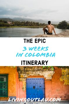 Come inside and find out more about our epic 3-week Colombia itinerary, filled with adventures and beautiful places! | 3 weeks in Colombia | Colombia trip | Colombia vacation | Colombia beaches | Things to do in Colombia | Places to visit in Colombia | Tayrona | Medellin | Cartagena | Bogota | #Colombia #travelColombia #colombiaitinerary #cartagena Visit Colombia, Colombia Travel, Peru Travel, Travel Usa, Globe Travel, Travel Abroad, Cuba, Argentine, Travel Guides