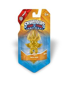 Skylanders Trap Team Tech Element Trap Pack >>> You can get more details by clicking on the image.Note:It is affiliate link to Amazon.