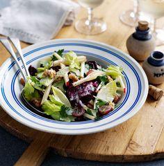 In the Kitchen: Purple Waldorf Salad | Food Coach NYC