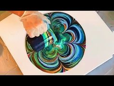 Flow Painting Drip Painting Acrylic Painting Techniques Acrylic Painting Canvas Painting Tips Acrylic Pouring Art One Stroke Fluid Acrylics Alcohol Ink Art Flow Painting, Drip Painting, Acrylic Painting Canvas, Painting Tips, Acrylic Pouring Techniques, Acrylic Pouring Art, Paint Flowers, Alcohol Ink Art, Resin Art