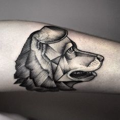 The one tattoo I will definitely get -my dogs. #dogtattoo