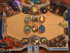 Crazy Hearthstone Win with 12/13 Angry Chicken