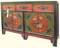 51 inch wide Mongolian buffet or chest