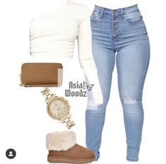 i love clothes Boujee Outfits, Baddie Outfits Casual, Swag Outfits For Girls, Teenage Girl Outfits, Cute Swag Outfits, Chill Outfits, Cute Comfy Outfits, Girls Fashion Clothes, Teenager Outfits