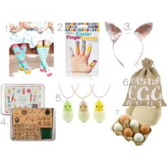 Alternative Easter Gifts for Children by luisafisher on Polyvore featuring John Lewis