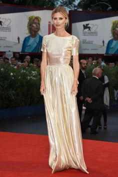Venice Film Festival 2015: what they're wearing - Vogue Australia
