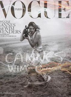 """Vogue Paris may2006 """"Elle du désir"""""""