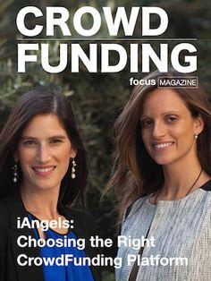 Issue 10 - Choosing the right crowdfunding platform. Focus Magazine, Choose The Right, Platform, Heels