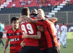 Blog Esportivo do Suíço:  Vitória supera retranca, vence Jacuipense e mantém 100% no Baiano