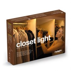 MyLight Closet light - LED strip med sensor