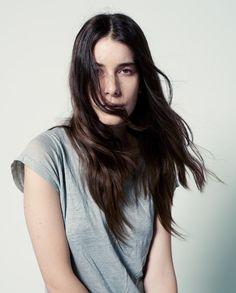 Danielle Haim (photo by Jonathan Pilkington)