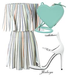 """Pastels and White"" by craze92 on Polyvore featuring M Missoni, Christopher Kane and Kendall + Kylie"