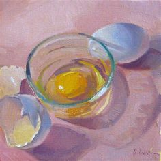 """Breakfast Egg"" by Sarah Sedwick"