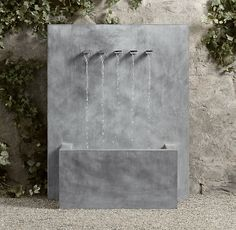 waterfeatures by outer eden - handmade
