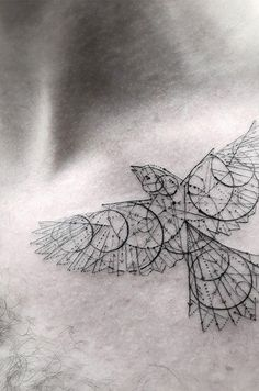 Oh my gosh if I could get this with a bear it would be my perfect bear tattoo