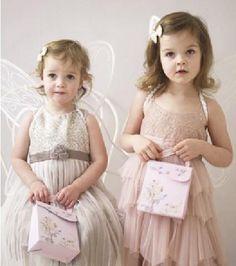 KidsPartyKitchen: Flower Fairy handbags