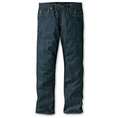 Filson (a local brand!) denim jeans classic straight leg