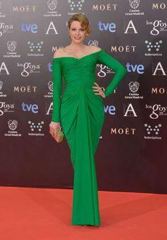 Premios Goya 2014: Fotos alfombra roja - Alfombra roja Goya 2014: Carolina Bang