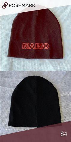 9316263a30e60 Mario beanie Boy s Mario beanie