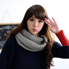 Buy '59 Seconds – Circle Scarf' at YesStyle.com plus more Hong Kong items and get Free International Shipping on qualifying orders.