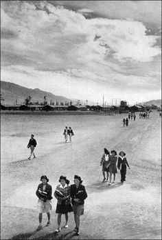 Ansel Adams's Photographs of Japanese-American Internment at Manzanar. So much resilience.