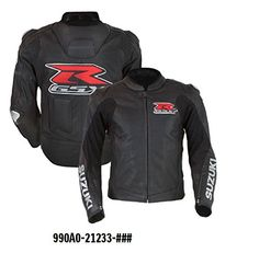 Special Offers - Suzuki Gsxr Black Leather Jacket L Lg Large - In stock & Free Shipping. You can save more money! Check It (July 02 2016 at 07:22PM) >> http://motorcyclejacketusa.net/suzuki-gsxr-black-leather-jacket-l-lg-large/