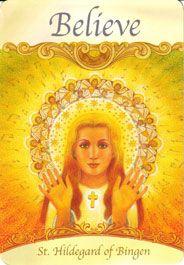 Doreen Virtue - Saints & Angels Oracle Cards