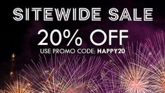 Dont miss out on our year-end sitewide sale! Sale ends December 31st at midnight! Orders $40 or more will receive FREE shipping. Excludes Holland Bar Stool Co. products. #bye2017hello2018 #SitewideSale #20PercentOff #MLB #NFL #NCAA #NHL #MLS #WorldSoccer #NBA #SportingApparel #YearEndSale #Happy20 #HappyNewYear