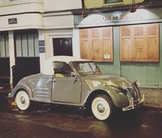 #old #london #vintage #retro #car #bermondsey #street #uk #photo #movie