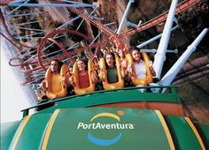 Entradas a Port Aventura Costa, Top Destinations, Summer Time, Caribbean, Surfing, Spain, Roller Coasters, Easter Ideas, Palm Trees