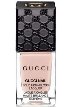 Exclusive: First Look at the Full Gucci Nail Polish Line