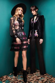 Zuhair Murad Autumn/Winter 2018 Ready-To-Wear Collection