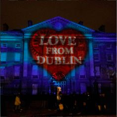 Condé Nast Magazine Has Named Dublin The Friendliest City In Europe Irish News, Cities In Europe, Travel Magazines, Krakow, New Zealand, Cool Pictures, Neon Signs, World, City