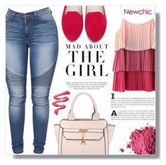 """""""Newchic *14"""" by fashion-pol ❤ liked on Polyvore featuring Kershaw"""
