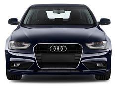 2013 Audi A4 navy blue exterior beige leather interior
