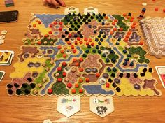 Kingdom Builder | With five.